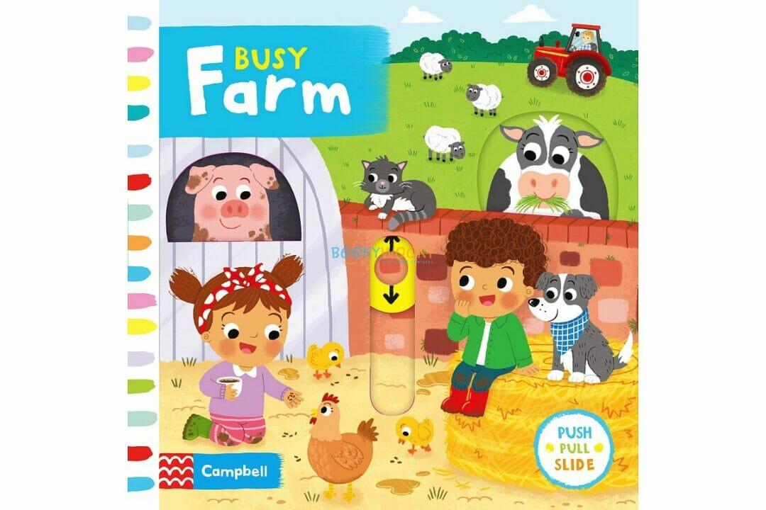 Busy Books Busy Farm