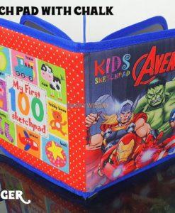 Chalkboard Book - Avengers