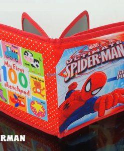 Chalkboard Book - Spiderman