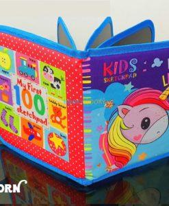 Chalkboard Book - Unicorn
