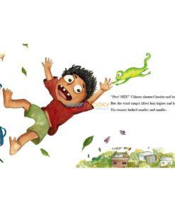 Chhotu and The Big Wind