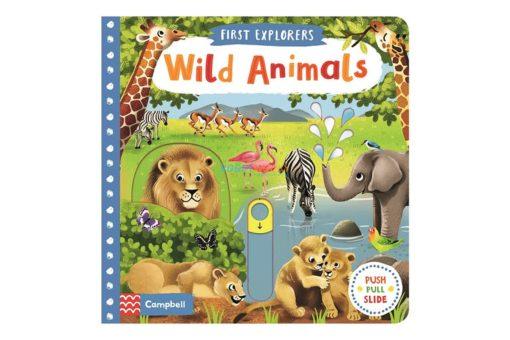 First Explorers Wild Animals