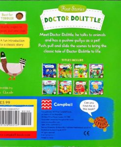 First Stories Doctor Dolittle