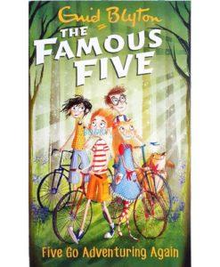 Five Go Adventuring Again - Famous Five 02