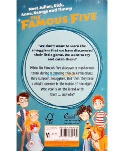 Five Run Away Together - Famous Five 03