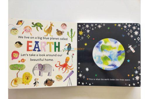 Hello, World! Planet Earth