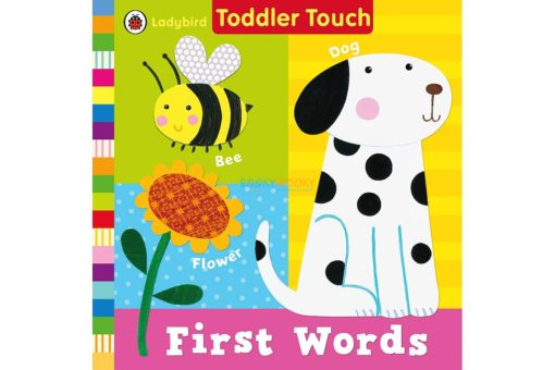Ladybird Toddler Touch First Words