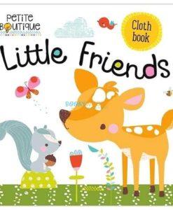 Little Friends Cloth Book