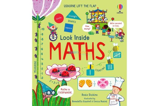 Look Inside Maths 9781474986304