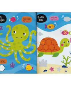 MY FIRST STICKERS OCEAN LIFE