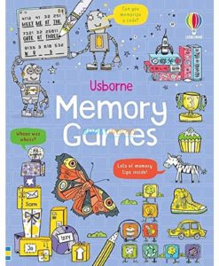 Memory Games by Usborne