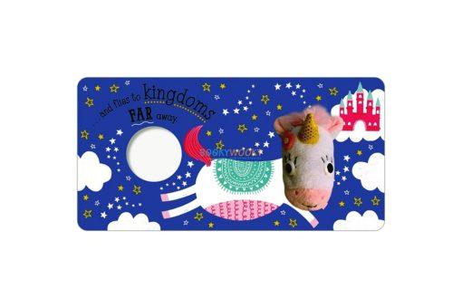 My Pet Unicorn Finger Puppet inside1