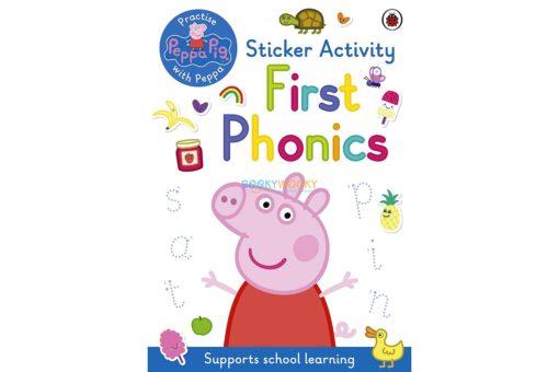 Peppa Pig First Phonics
