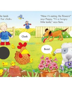 Poppy and Sam Finger Puppet - The Lamb