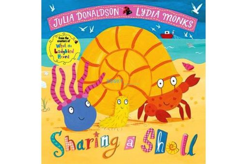 Sharing A Shell paperbook