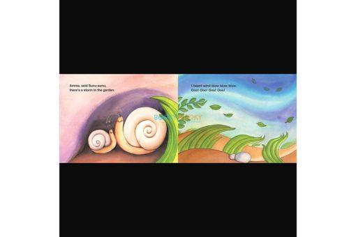 Storm in the Garden - Sunu Sunu Snail