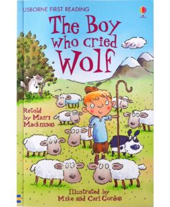 The Boy Who Cried Wolf - Level 3