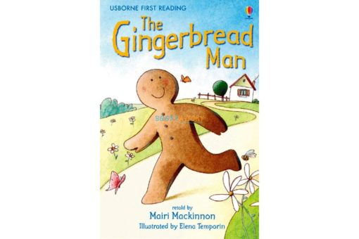 The Gingerbread Man - Level 3