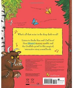 The Gruffalo Press-The-Page Sound Book