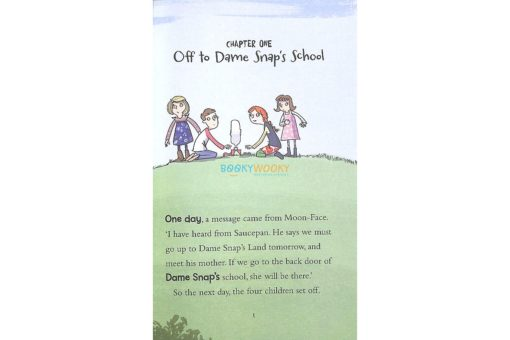 The Land of Silly School - A Faraway Tree Adventure