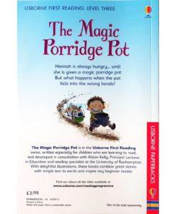 The Magic Porridge Pot - Level 3