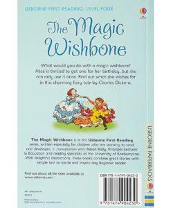 The Magic Wishbone - Level 4