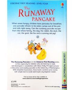 The Runaway Pancake - Level 4