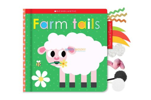 Touch and Explore Farm Tails