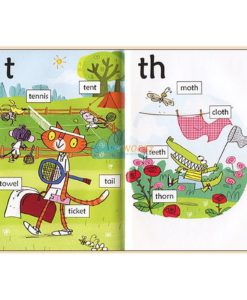 Very First Reading Easy Phonic Words English