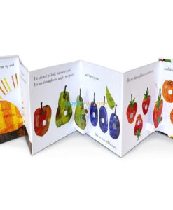 Very Hungry Caterpillar A Pull-Out Pop-Up