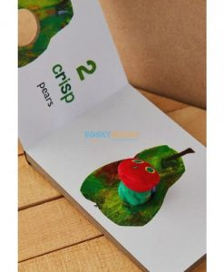 Very Hungry Caterpillar Finger Puppet Book 123 Counting Book