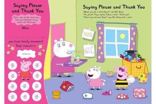 Well Done, Peppa! (Reward Chart Sticker Book)