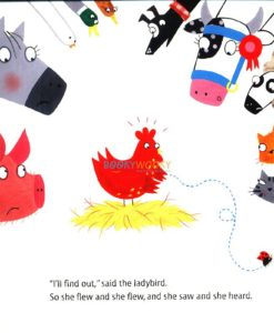 What The Ladybird Heard Next