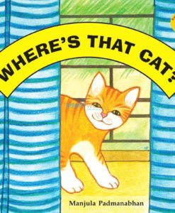 Where's That Cat