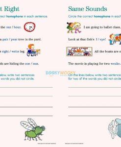 Brain Quest Workbook 2nd Grade