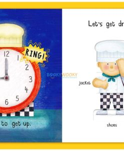 Busy Day Chef An Action Play Book