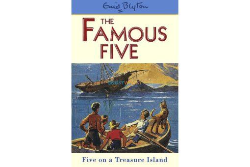 Five on a Treasure Island - Famous Five 01
