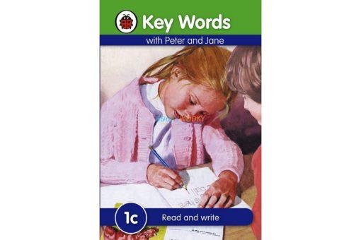 Key Words 1c Read & Write