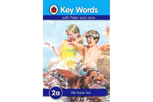 Key Words 2a We Have Fun