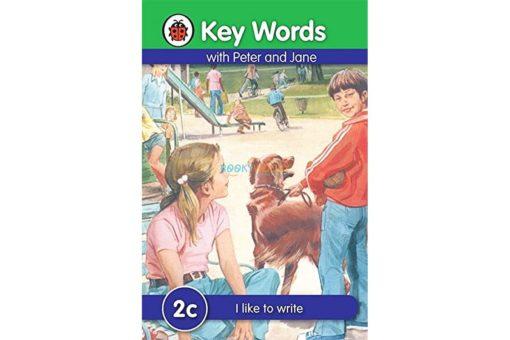 Key Words 2c I Like To Write