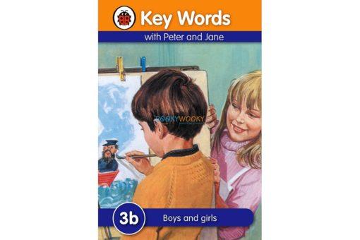 Key Words 3b Boys & Girls