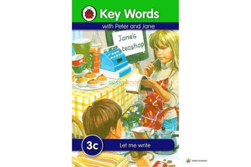 Key Words 3c Let Me Write