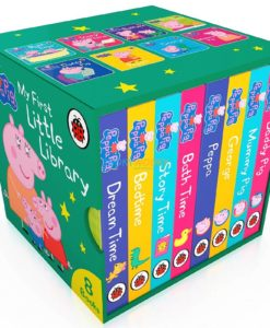 Peppa Pig My First Little Library