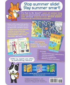 Summer Brain Quest Between Grades 2 & 3