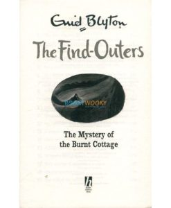 The Mystery of the Burnt Cottage